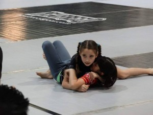 The Randori Jiu Jitsu Kids